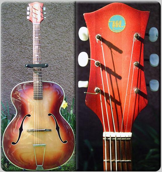 MUSIMA – VEB Musikinstrumentenbau Markneukirchen « Schlaggitarren